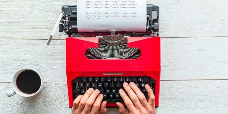 fuente maquina de escribir