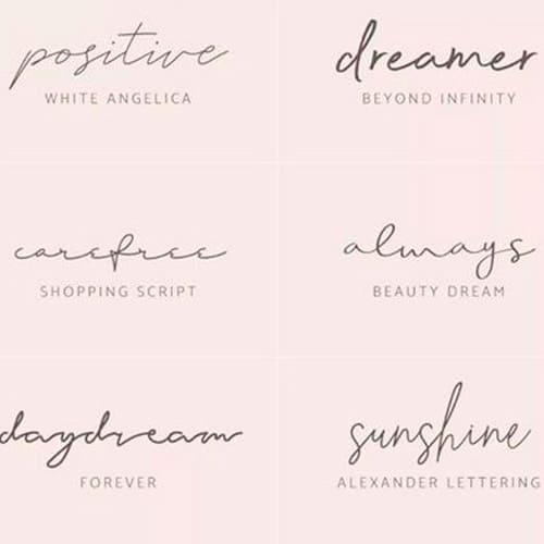 las mejores letras para tatuajes