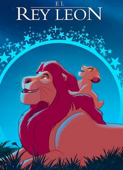 letra del rey leon