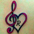 tatuajes con la letra r