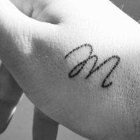 Letras de la A-Z para Tatuajes – Ejemplos