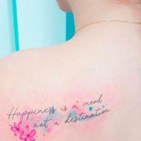 Letras para Tatuajes de Mujer
