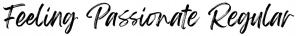 Felling Passiontae font