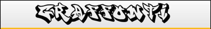 Graffonti font