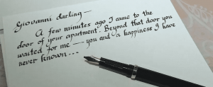 Historia de la caligrafía en el mundo