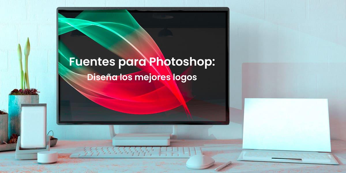 fuentes para photoshop
